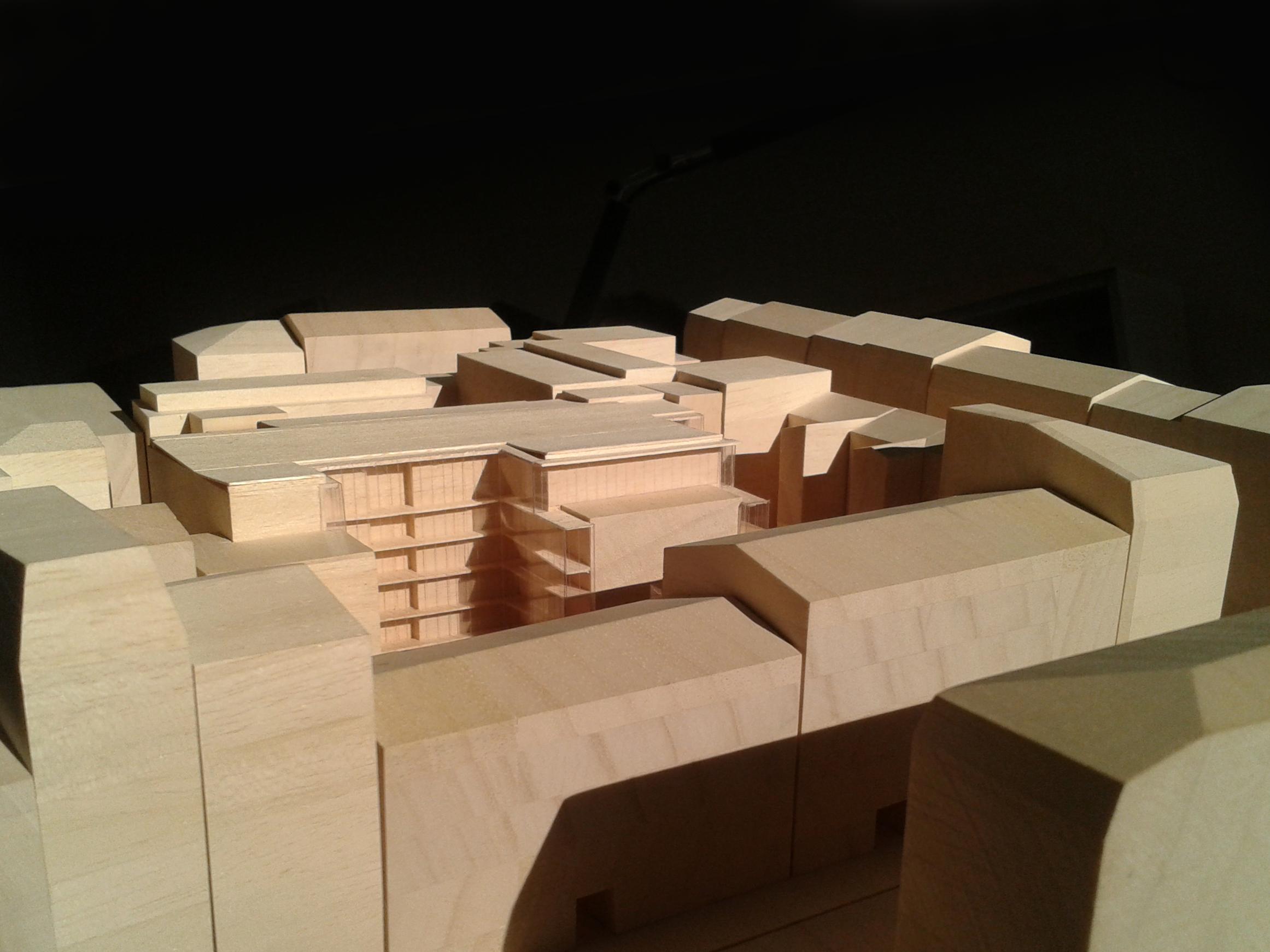maquette architecture lyon